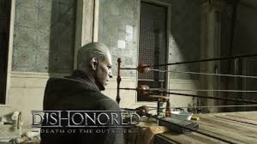 Dishonored: Death of the Outsider Cracking PC Game For Free Download