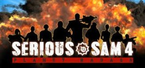 Serious Sam 4 Planet Badass Full Game + CPY Crack PC