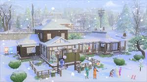 The Sims 4 Snowy Escape Codex Free Download
