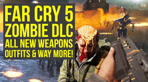 Far Cry 5 Dead Living Zombies Crack Free Download Codex