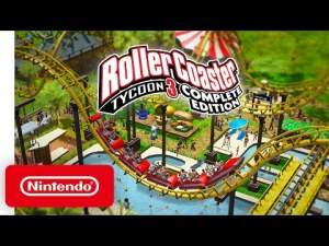 Roller Coaster Tycoon 3 Complete Edition SKiDROW CODEX