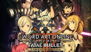 Sword Art Online Fatal Bullet Dissonance of the Nexus CPY Download