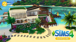 The Sims 4 Island Living Update v1.55 Crack PC +CPY Deownload