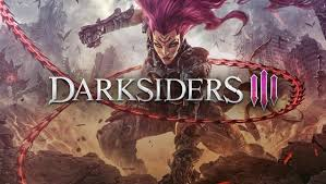 Darksiders III Crack Full PC +CPY Free Download Codex Game