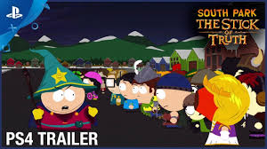 South Park The Stick of Truth Crack Free Download PC Game 2021