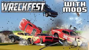 Wreckfest Crack Full PC Game CODEX Torrent Free Download 2021