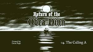 Return of the Obra Dinn Crack Full PC Game Free Download