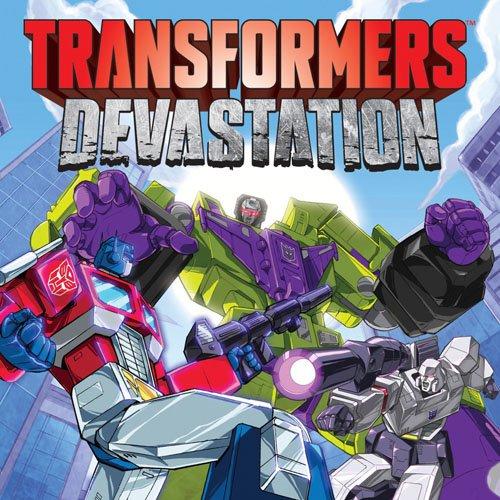 Трансформеры игра Transformers: Devastation (2015) экшены ...