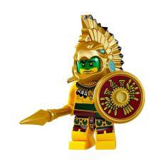 Lego-Minifigure-S7-Aztec Warrior