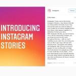 Instagram Meluncurkan Fitur yang Mirip Snapchat. Akhir dari Si Hantu?