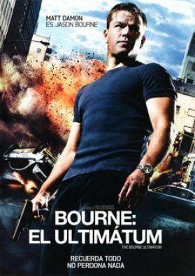 El ultimátum de Bourne 14 de agosto de 2007