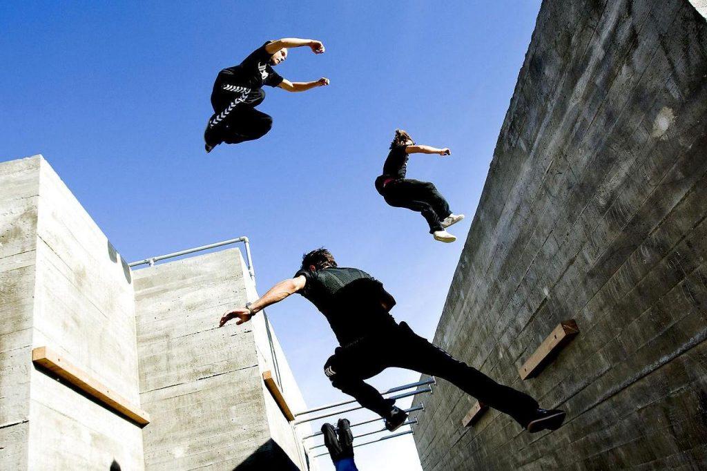 Parkour: el arte del desplazamiento - Plaza de Armas | Querétaro