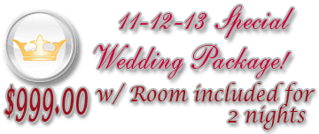 wedding package 999