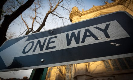 The Complete Case For One To Two-Way Street Conversions