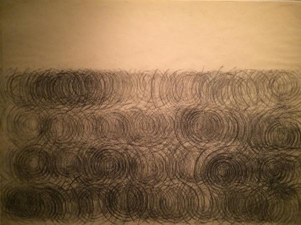 Otto Piene, Drawings