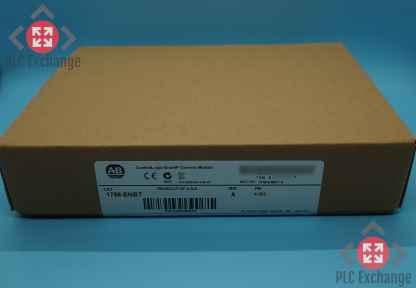 Allen-Bradley 1756-ENBT EtherNet 10-100M Interface Module FW 4.003