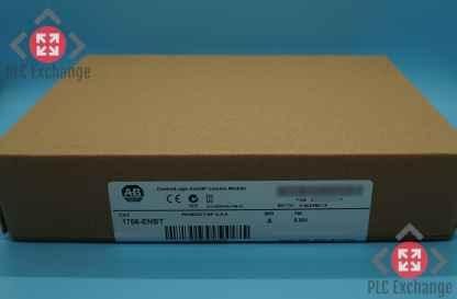 Allen-Bradley 1756-ENBT EtherNet 10-100M Interface Module FW 6.004