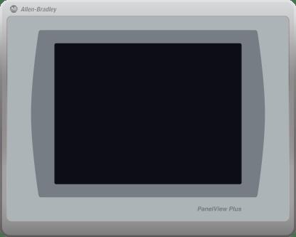 Allen-Bradley 2711P-T7C22D9P PanelView Plus 7 Graphic Terminals / HMI