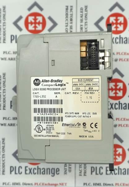 Allen-Bradley 1769-L35E CompactLogix PLC