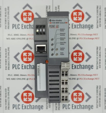 Allen-Bradley 1734-AENT POINT I/O, Ethernet/IP Adapter