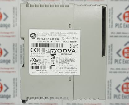 Allen-Bradley 1769-L27ERM-QBFC1B CompactLogix 5370 L2 Controller Refurbished