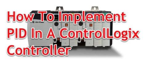 ControlLogix PID Controller
