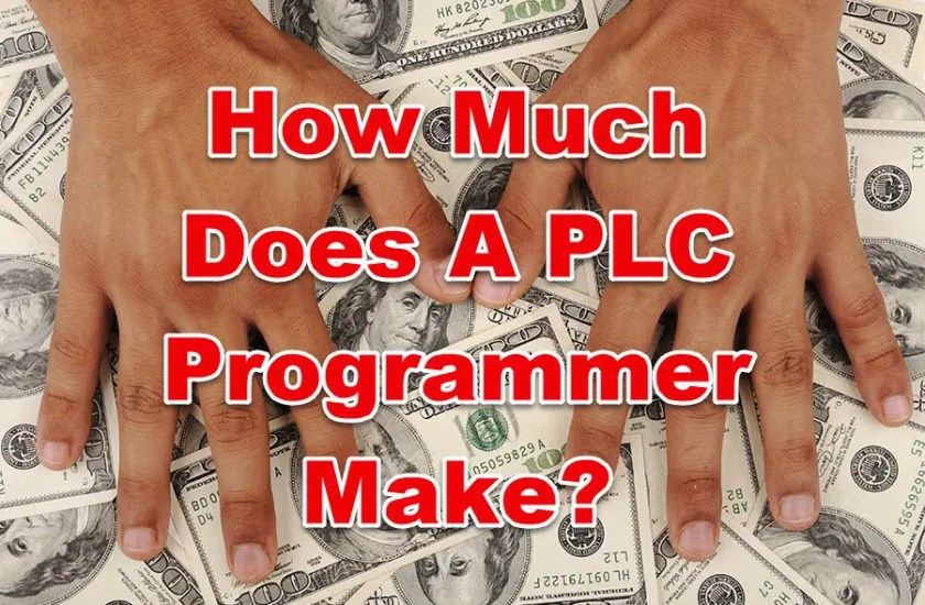 How much does a PLC programmer make