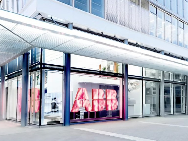 ABB recognized as a globally leading innovative corporation