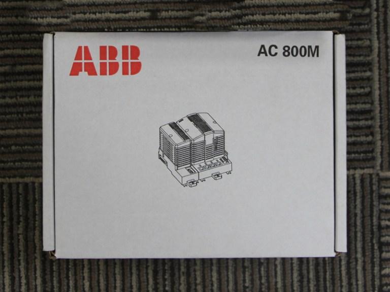 ABB AC 800M controllers Rail-mounted modules
