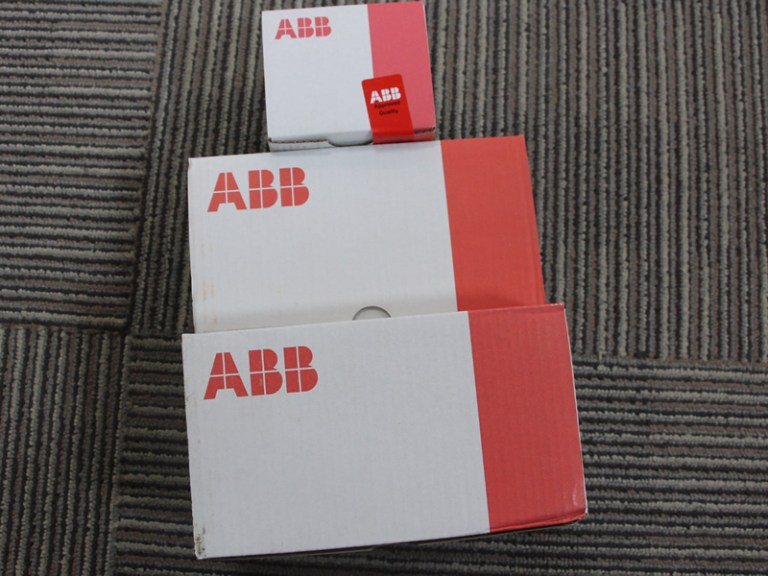 ABB PM554-TP-ETH, DO561, TA565-11 and PM572 Programmable Logic Controllers PLCs