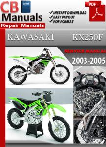 Kawasaki Service Repair Manuals