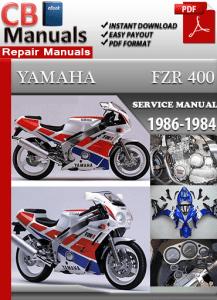 yamaha fzr 400 1991 workshop manual download service manual download rh downloadyourmanual wordpress com yamaha fzr 400 repair manual yamaha fzr 400 workshop manual