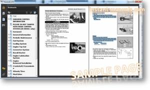 KAWASAKI KAF 620 Mule 2500 2510 2520 19932003 Service Repair Manual | eBooks | Technical