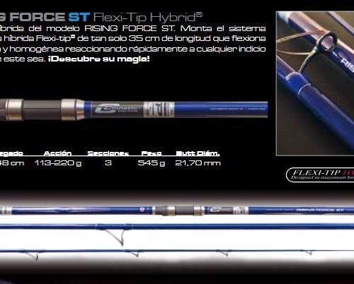 Cinnetic Rising Force ST Flexi-Tip Hybrid
