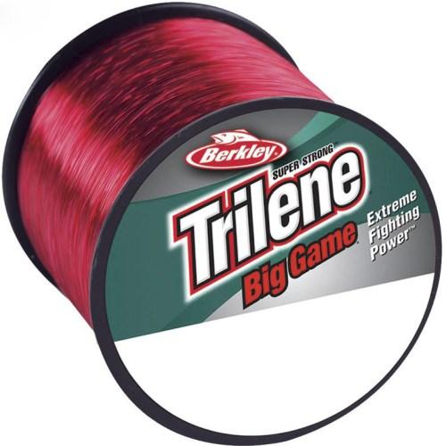 berkley trilene big game rojo
