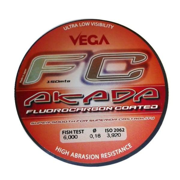 Fluorocarbono VEGA FC POWER Akada