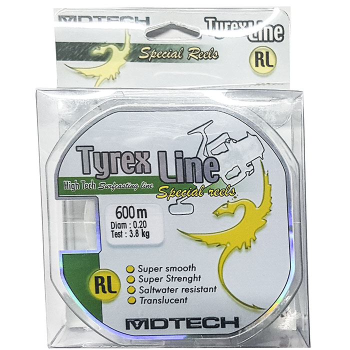 md tech tyrex line RL