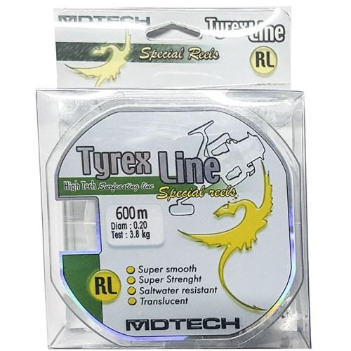 md tech tyrex line RL