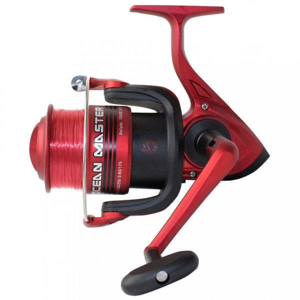Carrete surfcasting LineaEffe Ocean Master 70