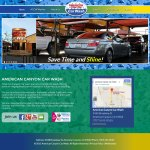 Bay Area Car Wash Web Design