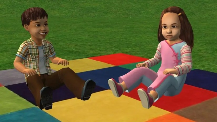 Best Sims 2 Toddler CC