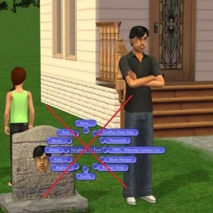 Do not teleport unsafe Sims
