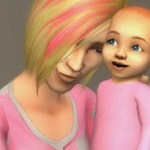 How to Have a Baby Girl in The Sims 2 With & Without Cheats