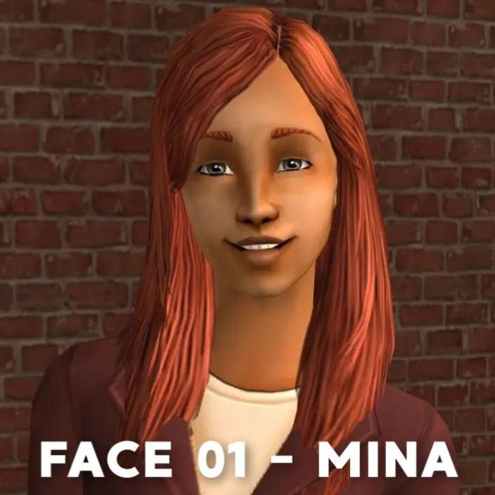 Face01 Custom