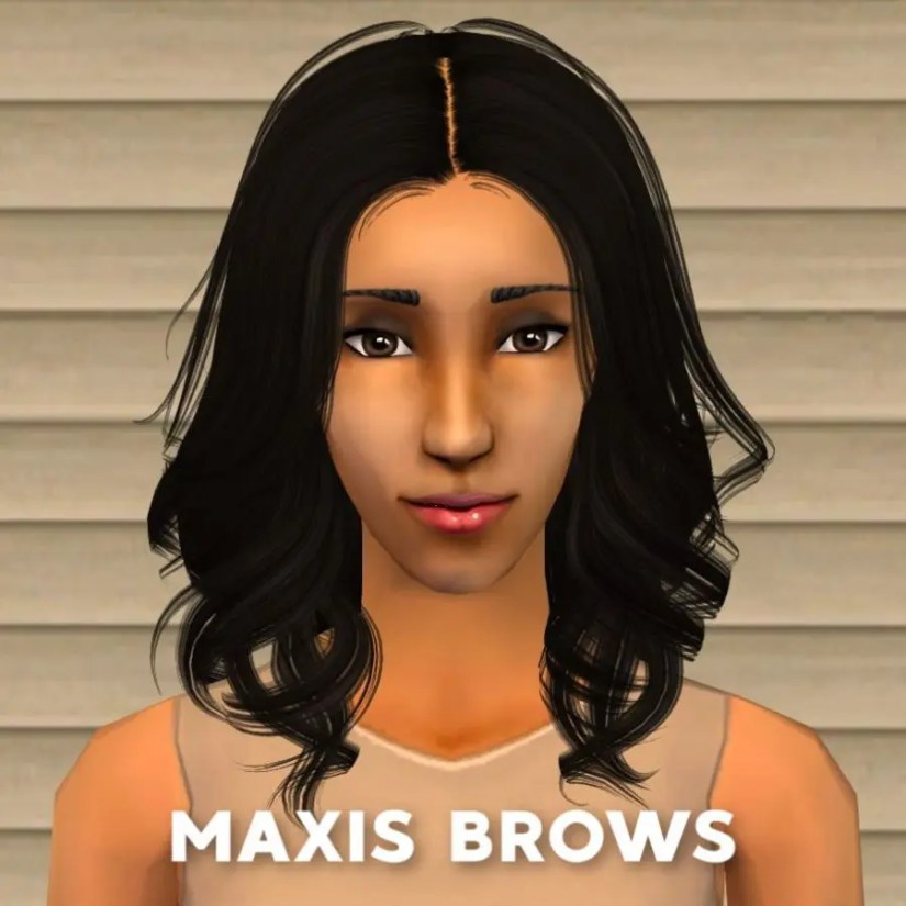 Jennifer Burb Maxis Brows