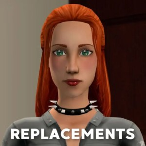 Lilith Default Replacement Makeup