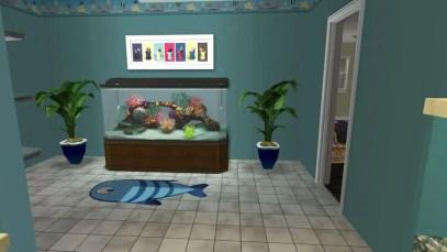 Pet Store Aquarium