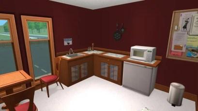 Doc Alan's Employee Break Room