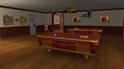 Doc Alan's Pool Room