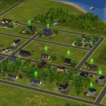 Sims 2 Custom Neighborhood: Fairplay – NO Custom Content